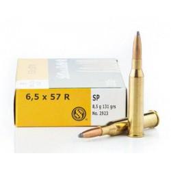 Munición Sellier&Bellot 6.5x57R 131 SP