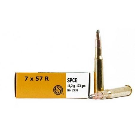 Munición Sellier&Bellot 7x57R 173 SPCE