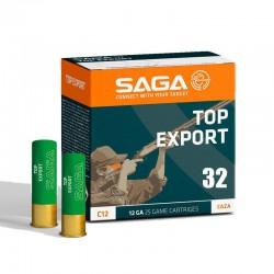 Cartucho SAGA 12 Export 32 gr 9