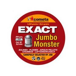 Balín JSB Cometa 5.5 Exact Jumbo Monster 1.645