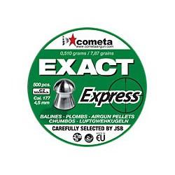 Balín JSB Cometa 4.5 Exact Express 0.510
