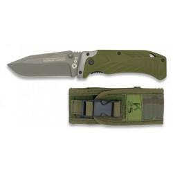 Navaja K25 Verde Funda SPC 9cm.