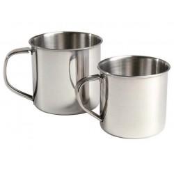 Taza Mil-Tec Acero Mug 300 ml
