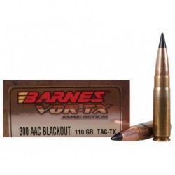 Munición Barnes .300 AAC...