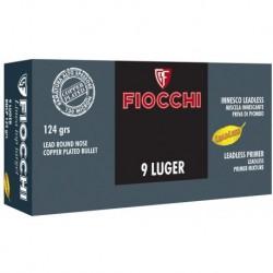 Munición Fiocchi 9 Pb 124...