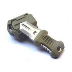 Cuchillo MFH Mini Molle...