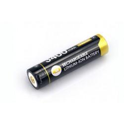 Batería Speras R34 USB