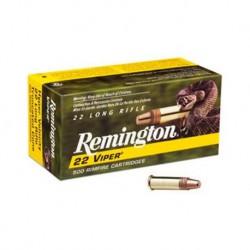 Munición Remington .22 LR...