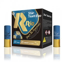 Cartucho Rio 12 Star Team...