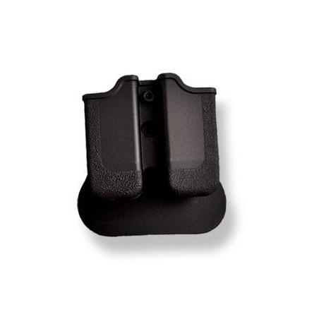 Porta Cargador IMI Doble Glock
