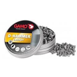 Balín Gamo 5.5 Hammer Metal 200 und