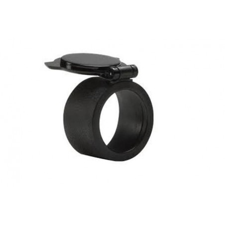 Tapa Visor Quake Flip Up nº 5 Negra 40-46 mm