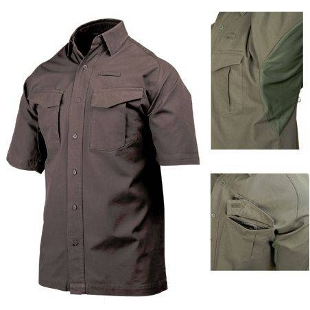 Camisa Blackhawk Tactical Performance Negra XL