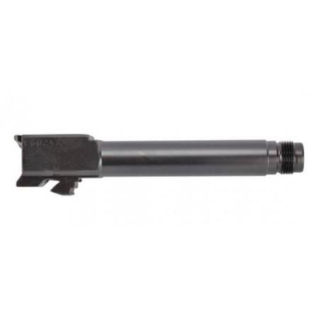 Cañón Glock 19 con rosca 13.5x1