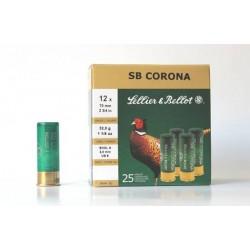 Cartucho Sellier&Bellot 12 Corona 32 gr 9