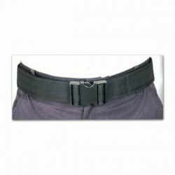 Cinturón Pielcu Exterior Nylon Velcro Puas 50