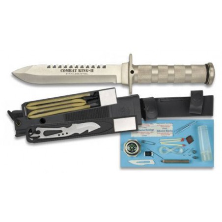 Cuchillo Albainox King II Supervivencia