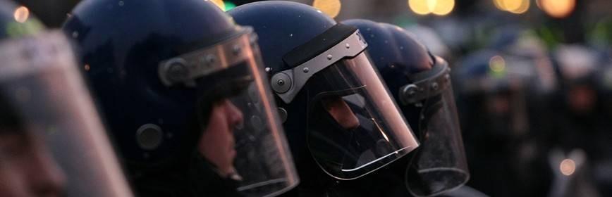 Antidisturbios - Material policial - Protección- Armería Online