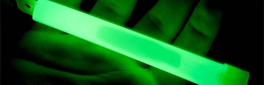 Luces Químicas - Iluminación - Armería Online