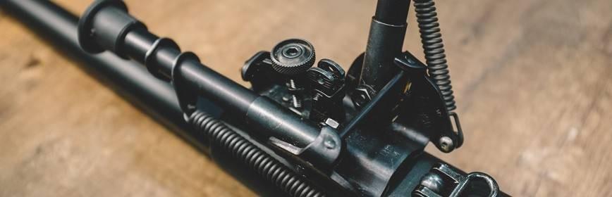 Armeria   -  Bípodes caza, tiro,  municion,  visores