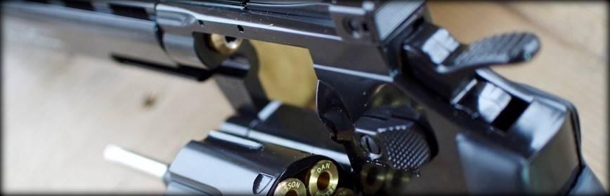 Revólver de Aire Comprimido - Armería Online