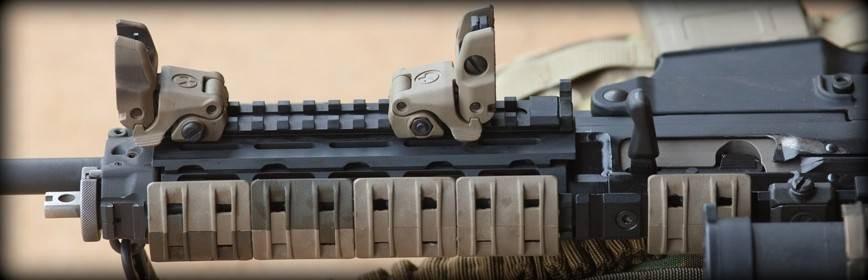 Armeria   -  Guardamanos caza, tiro,  municion,  visores