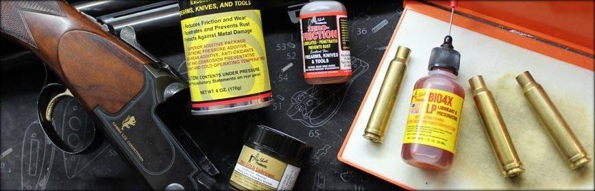 Armeria   -  Lubricantes caza, tiro,  municion,  visores