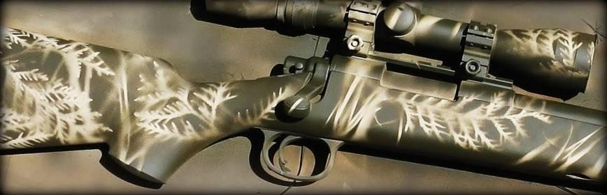 Armeria   -  Pinturas caza, tiro,  municion,  visores