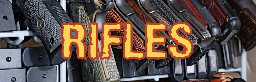 Rifles de Segunda Mano y Ocasión - Armería Online