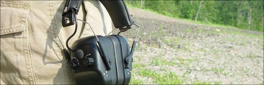 Armeria   -  Protección Auditiva caza, tiro,  municion,  visores