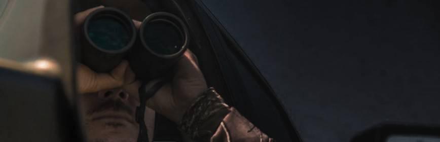 Visión Nocturna: Binocular Nocturno - Armería Online
